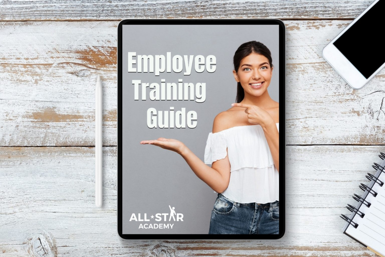 All-Star Academy Guide: Employee Training Guide
